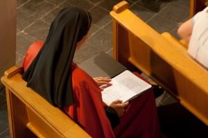 Religieuse du Chœur Universitaire de Ruzomberok - Caen - 2010